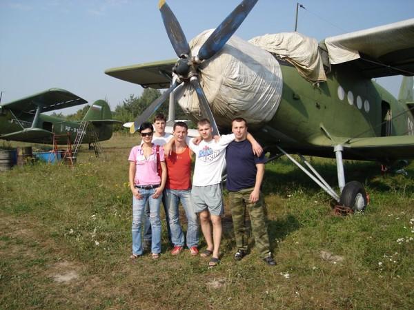 Богородск-парашют-после-приземления