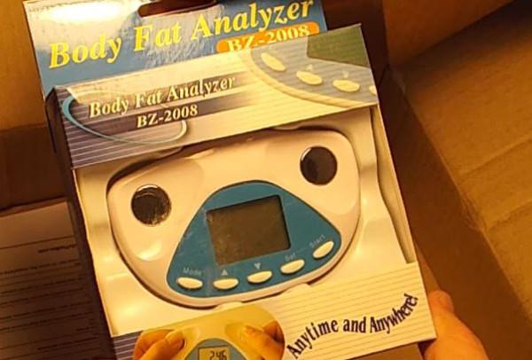 Измеритель жира Body fat analyzer BZ-2008