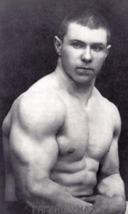 Русский Лев Георг Гаккеншмидт фото