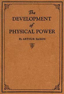 Развитие физической силы Артур Саксон