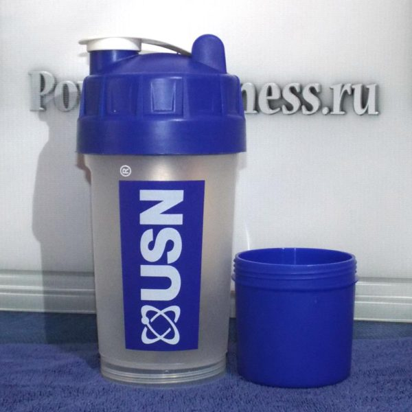 USN Tornado Shaker Blue 650 ml