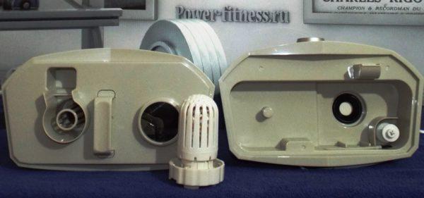 Разобранный увлажнитель воздуха SUPRA HDS-115