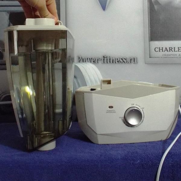 Бачок с водой от увлажнителя воздуха SUPRA HDS-115