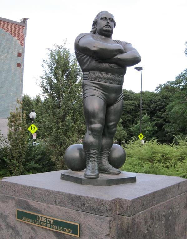 Памятник Луи Сиру