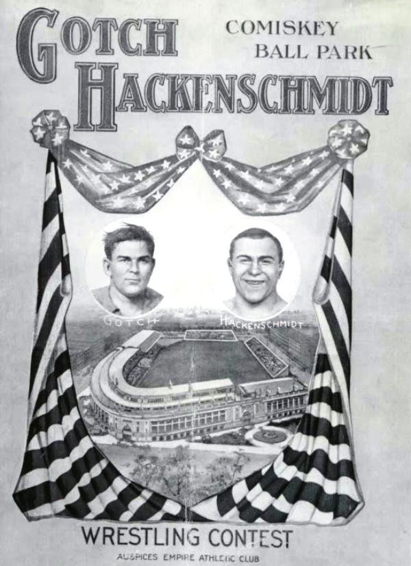Готч против Гаккеншмидта
