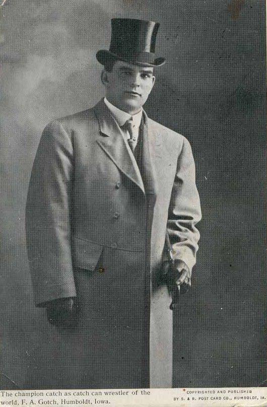 Фрэнк Готч