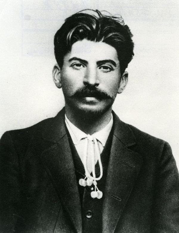 Иосиф Виссарионович Джугашвили СТАЛИН